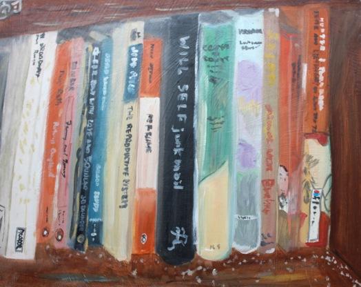Bookshelf II